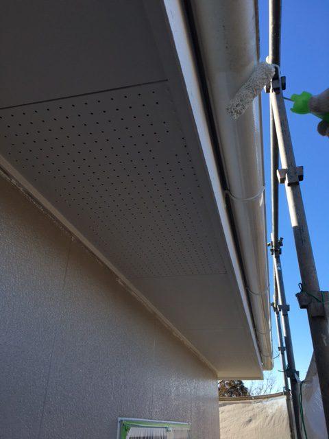 長生郡長生村T様邸 屋根・外壁塗装工事