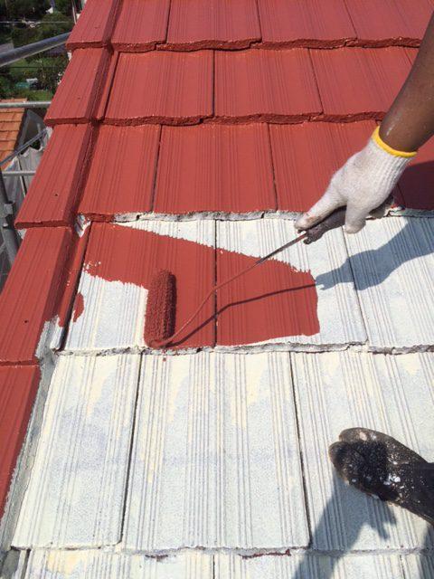 夷隅郡御宿町 N様邸屋根外壁塗装工事