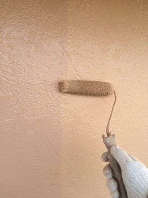 茂原市B様邸 外壁塗装工事