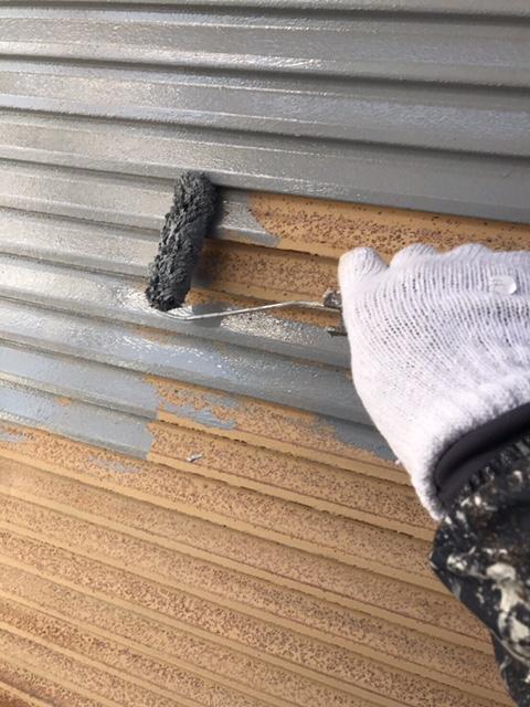 長生郡白子町K様邸 外壁塗装工事